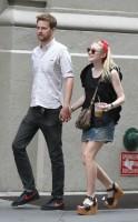 Дакота Фаннинг. Дакота и Джейми в Нью-Йорке, Манхэттен.