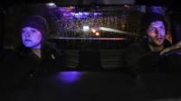 Промо к фильму «Ночные движения» и кадр из фильма с Дакотой.