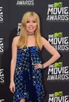 Дженнет МакКарди. Дженнет посетила MTV Movie Awards (MMA)