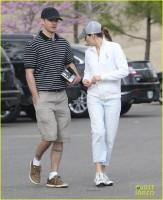 Джессика Бил. Джастин и Джессика на гольфе Mirimichi в воскресенье в Миллингтон, штат Теннеси.