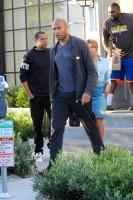 #Jayonce покидают ресторан «Gracias Madre» в Лос-Анджелесе