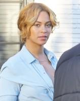 Бейонсе Ноулз. #Jayonce покидают ресторан «Gracias Madre» в Лос-Анджелесе