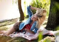 "Фотосессия для журнала ""OHLALA!"" (Март 2013)"