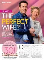 Райан и Блейк на страницах OK! Magazine