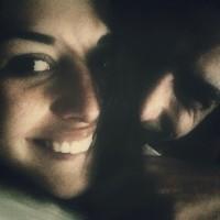 Новое фото влюбленных из Instagram'а Сурии.