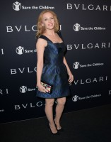 Кайли Миноуг. BVLGARI And Save The Children Pre-Oscar Event