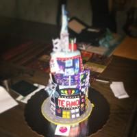 День рождения Альберто
