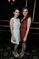 Эмма посетила модный показ H&M 27 февраля в Париже