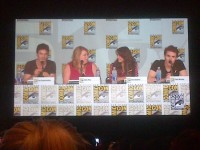 TVD Comic-Con Panel & Signing