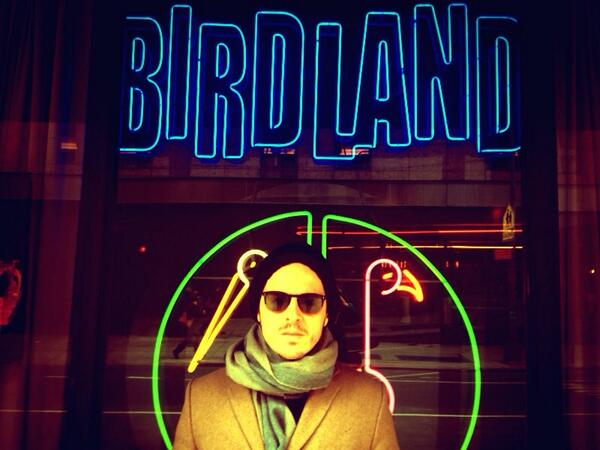 """Эндрю Скотт. """"Birdland"""" начинается..."""