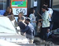 #Jayonce и Блу Айви обедали вместе Келли Роуланд и Тиной Ноулз в Лос-Анджелесе