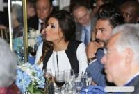 Ева Лонгория. 24 ноября 2013 - Ева Лонгория в Израильском консульстве в Марина-Дель-Рей, штат Калифорния