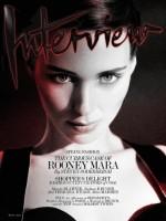 Руни Мара на обложке мартовского номера Interview