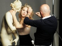 Весенняя кампания Dolce & Gabbana (За кадром)