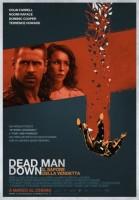 """Постер фильма """"Dead man down"""" в Италии"""