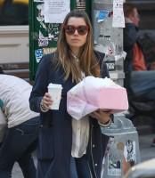 Джессика в Нью-Йорке: