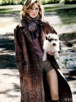 Дженнифер Лоуренс. С В группу добавлены снимки из фотосессии для Vogue в качестве