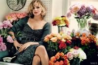 С В группу добавлены снимки из фотосессии для Vogue в качестве