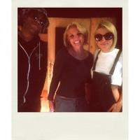 Бритни записала новый трек!