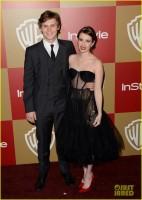 Эмма и Эван на вечеринке в честь Золотого Глобуса 2013