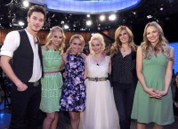 Hayden Panettiere on The View