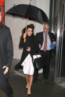 10 декабря 2013 - Ева Лонгория  в Нью-Йорке.