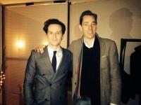 Эндрю Скотт. Фотосессия Jameson Dublin International Film Festival 2014