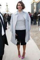 Джессика Альба на показе Nina Ricci в Париже