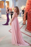 Рэйчел МакАдамс. Рэйчел на MET Gala 2014