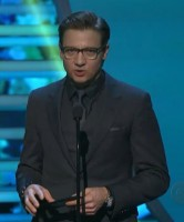 Jeremy Renner presents the Most Valuable Player ('NFL Honors')