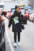 Джессика Альба в Нью-Йорке