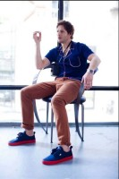 Peter Facinelli: outtak photoshoot Lady Gunn