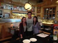 «Лиам в кафе  'Buckhead Bread Company & Corner Café'»