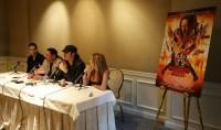 Дэнни Трехо. Пресс-конференция Machete kills
