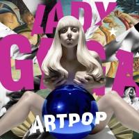 Обложка четвёртого студийного альбома Леди Гаги «ARTPOP».