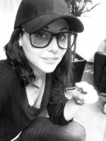 Личное фото из Twitter'а Зурии, сделанное перед передачей «Todo para la Mujer».