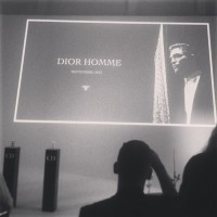 Роберт Паттинсон. Кадры из ролика для Dior