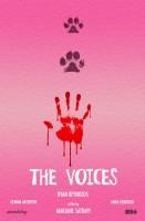 Тизер-постер психологического триллера «Голоса»
