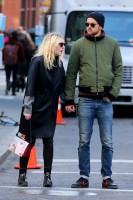 Дакота с Джейми прогуливались в Нью-Йорке, в районе Сохо.