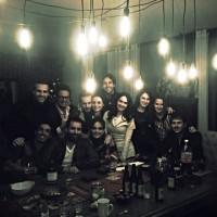 Ужин в доме Зурии