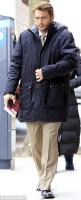"""Джеймс Франко. Джеймс на съемках фильма """"True Story"""" в Нью-Йорке"""