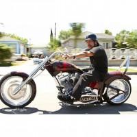 Дэнни Трехо. machete bike