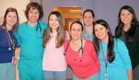 Миранда в педиатрическом отделении