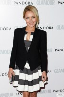 Hayden Panettiere at the 2013 Glamour Women of the Year Award