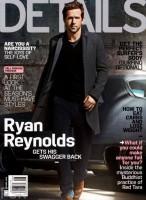 Райан Рейнольдс на обложке журнала Details