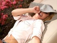 "Хайден Панеттьери. Фотосессия Хайден за 2009 год для журнала ""GQ"""