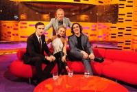 "Хайден Панеттьери на ""The Graham Norton Show"" в Лондоне"