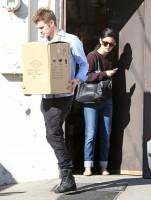 Рэйчел и Хайден Кристенсен ходят за покупками
