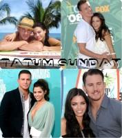 Tatum Sunday: Ченнинг и Дженна