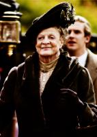 """Мэгги Смит. Начались съемки 4 сезона сериала """"Аббатство Даунтон"""""""